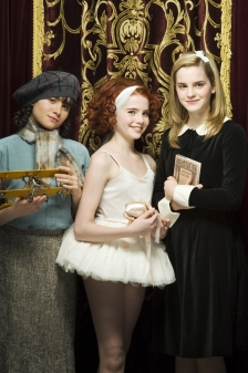 Emma Watson - Ballet Shoes Promo Shoot (2007)