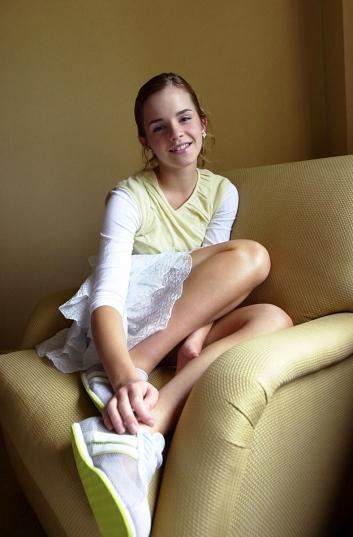 Emma Watson - Regency Portraits (2004)