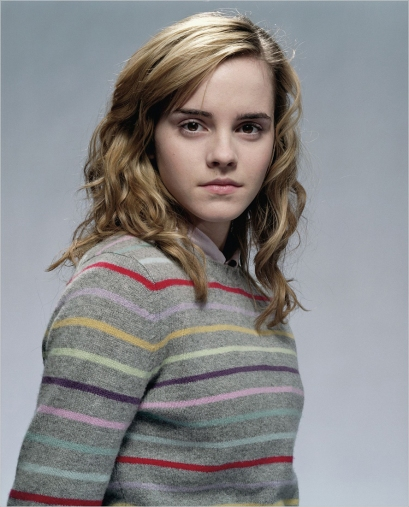 Emma Watson - Entertainment Weekly Photoshoot (2007)