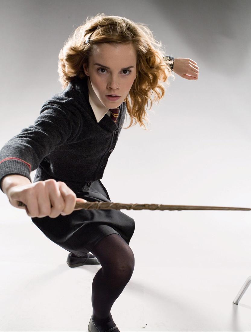 Emma Watson  Harry Potter Promo Shoot 2007  4 Emma Watson