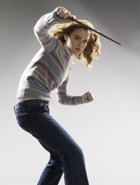 Emma Watson - Harry Potter Promo Shoot - 2007