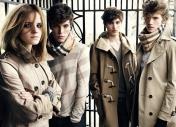 Emma Watson - Burberry Photoshoot (2009)