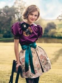 Emma Watson - Teen Vogue 2009