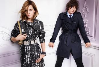 Emma Watson - Burberry Photoshoot Campaign (2010)