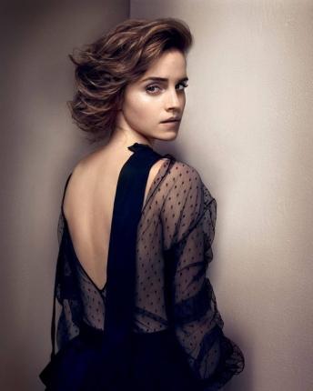 Emma Watson - GQ UK Magazine Photoshoot (2013)