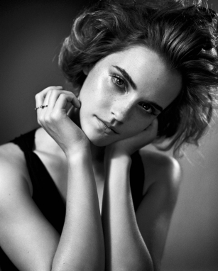 Emma Watson - GQ UK Magazine Photoshoot (2013)