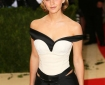 Emma Watson at the Met Gala 2016