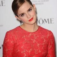 Emma Watson - Pre-BAFTA Party (2012)