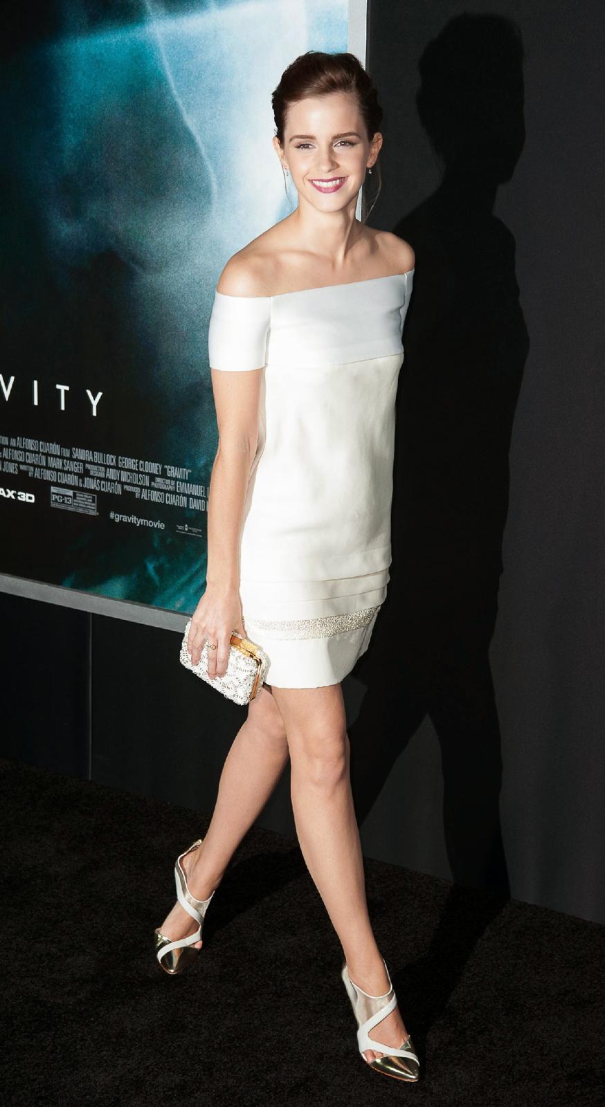 Emma Watson – POTD – Day 13 - Gravity Premiere - October 1, 2012 - NYC