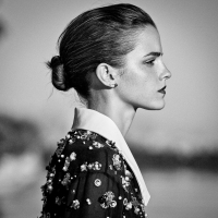 Emma Watson - Porter Magazine (2015)