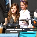 Emma Watson - On the set of The Bling Ring (2012)
